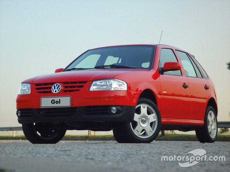 """O Gol """"Bolinha"""" foi o carro mais vendido, com 16.592 unidades"""