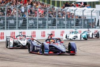 Robin Frijns, Envision Virgin Racing, Audi e-tron FE05, Maximillian Gunther, GEOX Dragon Racing, Penske EV-3
