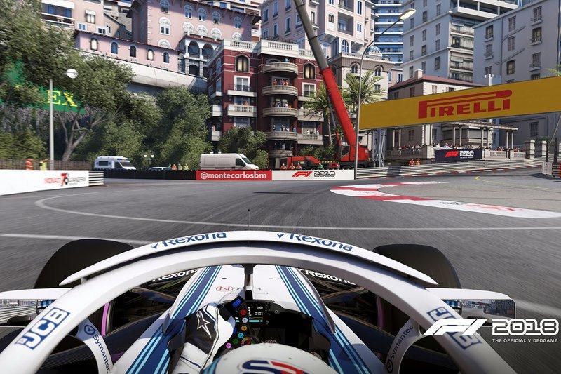 F1 2018 screenshots