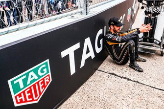 Jean-Eric Vergne, DS TECHEETAH, on the grid