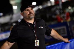 Coy Gibbs, Martin Truex Jr., Joe Gibbs Racing, Toyota Camry Bass Pro Shops / TRACKER ATVs & Boats / USO