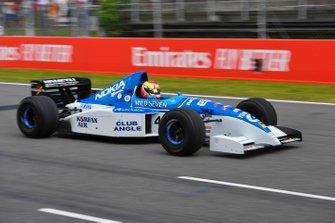 James Calado, Tyrrell Yamaha 023