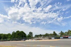 #37 Jackie Chan DC Racing Ligier JSP217 Gibson: David Heinemeier Hansson, Jordan King, Ricky Taylor