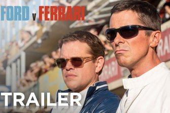 Trailer Ford V. Ferrari