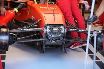 Ferrari SF90, front