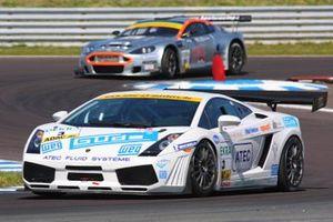 #3 Argo Racing Lamborghini Gallardo GT3: Sebastian Asch, Frank Schmickler