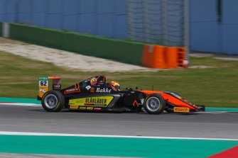 Dennis Hauger, Van Amersfoort Racing BV,Tatuus F.4 T014 Abarth