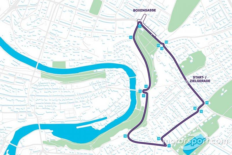 Bern Race Track