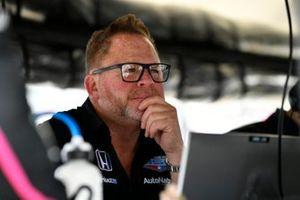 Mike Shank, Meyer Shank Racing with Arrow SPM Honda