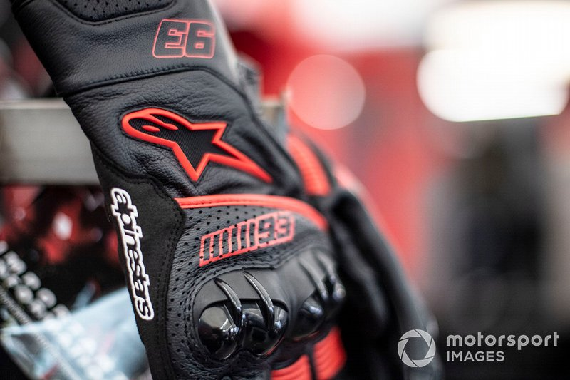 Marc Marquez, Repsol Honda Team, MM93 gama Alpinestars