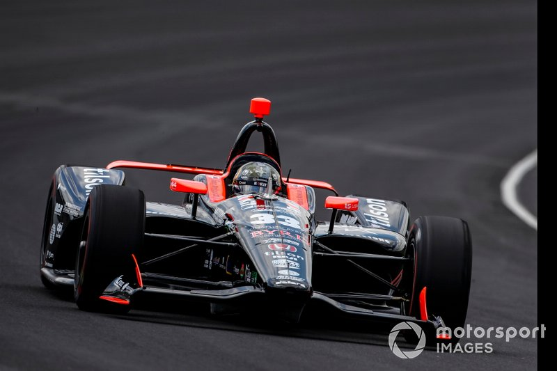 15. James Davison, Dale Coyne Racing Honda