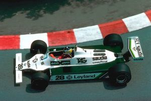Carlos Reutemann, Williams FW07B Ford