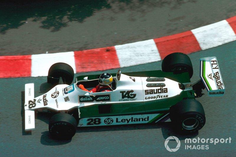 Carlos Reutemann - 1 victoria (1980)