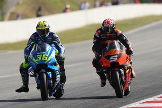 Joan Mir, Team Suzuki MotoGP, Johann Zarco, Red Bull KTM Factory Racing