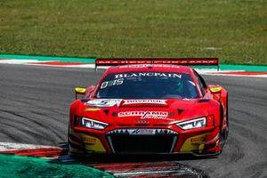 #5 Phoenix Racing Audi R8 LMS GT3: Kim-Luis Schramm, Frank Stippler