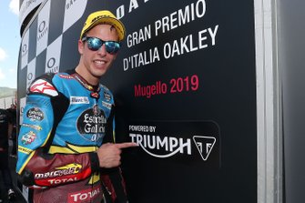 El ganador, Alex Marquez, Marc VDS Racing