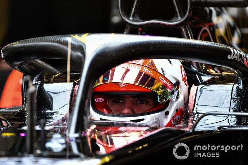 Pietro Fittipaldi, Haas VF-19