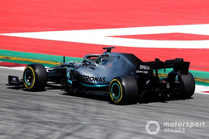 Nikita Mazepin, tester, Mercedes AMG F1