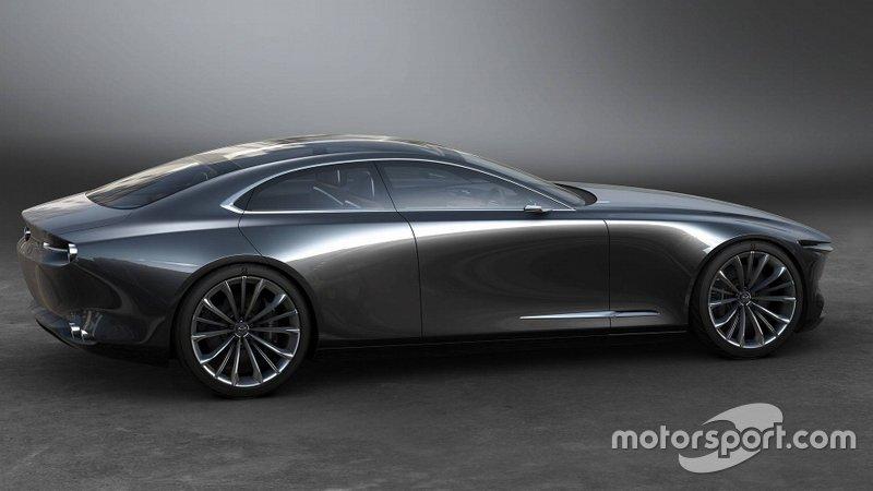 Концепт Mazda Vision Coupe