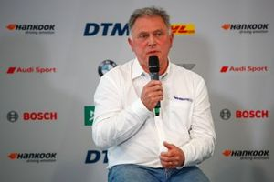 Dave Ryan, W Series Racing Director