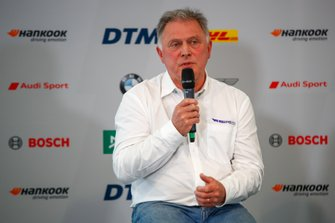 Dave Ryan, W Series Racing Director