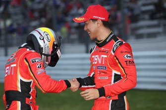 Race winners #38 Team Zent Cerumo Lexus LC500: Hiroaki Ishiura, Yuji Tachikawa