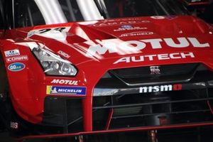 #23 Nismo Nissan GT-R