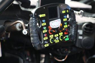Руль Ford GT (№69) команды Ford Chip Ganassi Team USA