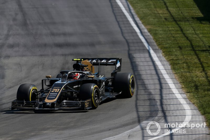 Magnussen apologies for earlier radio outburst