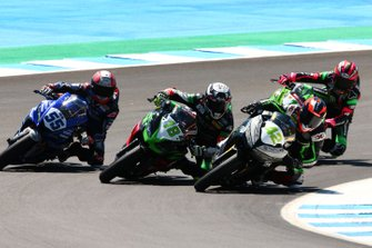 Hendra Pratama, Marc Garcia, Manuel Gonzalez, Ana Carrasco, Provec Racing