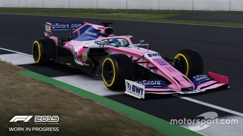 Racing Point F1 2019 Codemasters