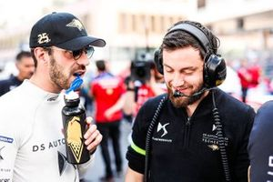 Jean-Eric Vergne, DS TECHEETAH on the grid
