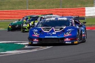 #12 Ombra Racing Lamborghini Huracan GT3 2019: Denis Dupont, Dean Stoneman, Stefano Gattuso