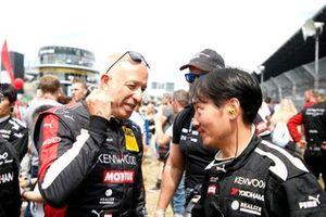 #45 Kondo Racing Nissan GT-R Nismo GT3: Tom Coronel