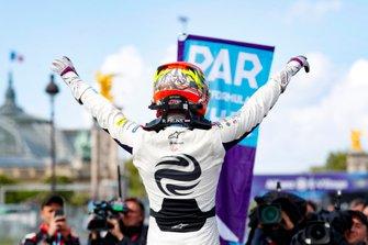 Robin Frijns, Envision Virgin Racing, Audi e-tron FE05, vainqueur