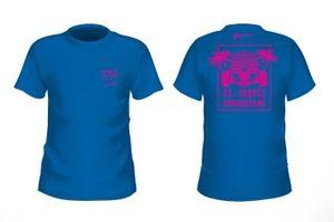 Tee-shirt de la tribune St-Tropez