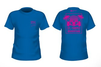 St-Tropez grandstand t-shirt