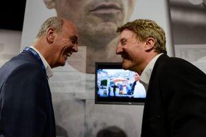 Wolfgang Ullrich und Bruno Vandestick