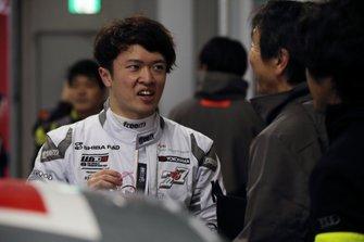 宮田莉朋(Audi Team Hitotsuyama)