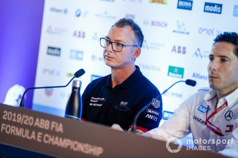 Pascal Zurlinden, Porsche Direttore di Factory Motorsport