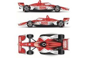 Chip Ganassi Racing with Huski Chocolate