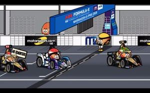 El ePrix de Marrakech 2020 de Fórmula E, por MinEDrivers