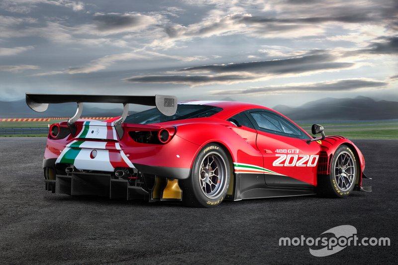 Ferrari 488 GT3 2020