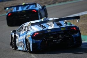 #98 Huracan Super Trofeo Evo, Van Der Horst Motorsport: Gerard Van Der Horst, Loris Spinelli
