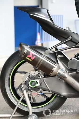 Bike of Jonathan Rea, Kawasaki Racing Team