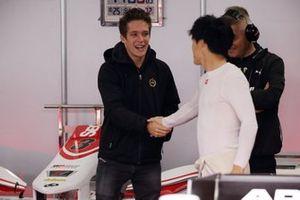 Yuji Kunimoto, Kondo Racing with Sacha Fenestraz