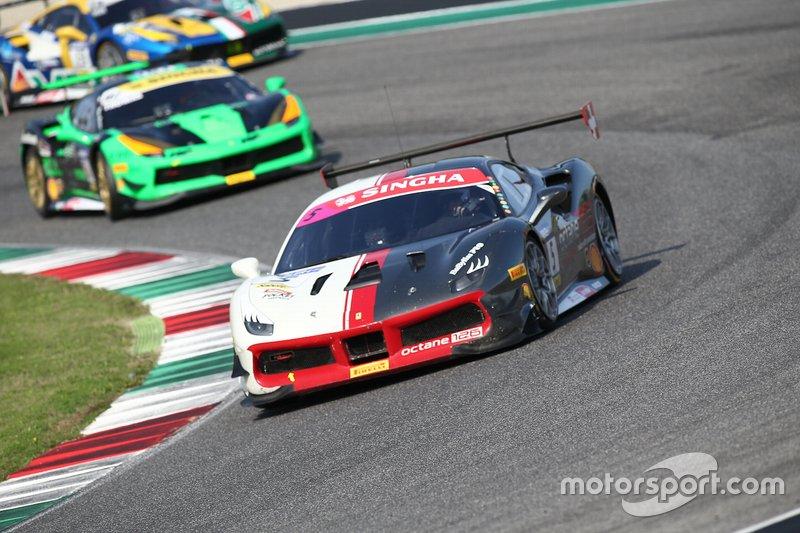 #5 Ferrari 488 Challenge, Octane 126: Fabienne Wohlwend