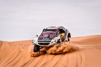 Пьер Лашом и Жан-Мишель Полато, PH-Sport, Peugeot 2008 DKR (№330)