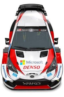 Toyota Yaris WRC, Toyota Gazoo Racing