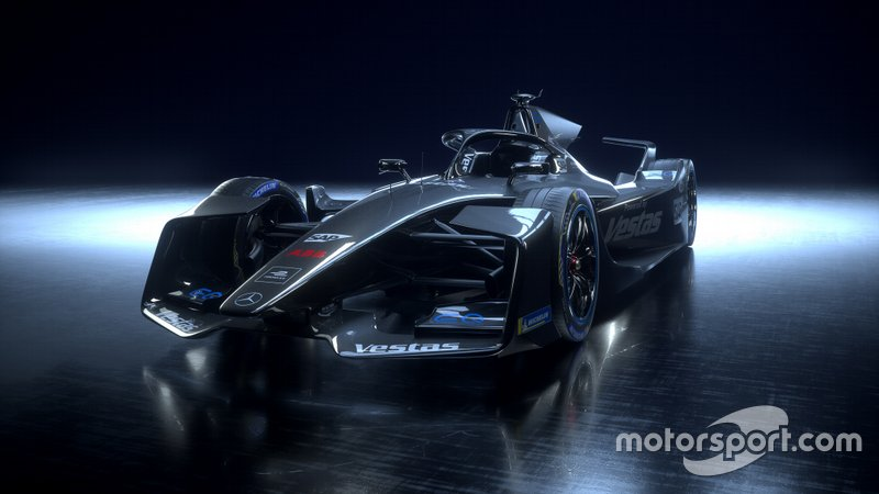 Mercedes-Benz EQ Formula E Team Gen2 EVO